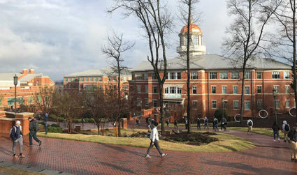 UNC Charlotte Fall Open Houses