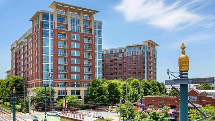 9 Best Apartments In South End 2018 Charlotte Agenda