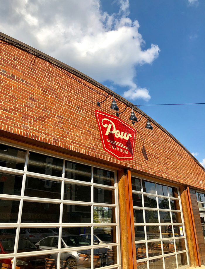 back-of-pour-taproom-beer-charlotte-plaza-midwood