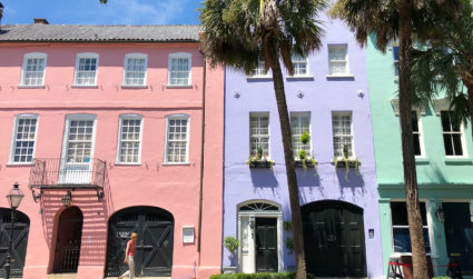Win a $750 travel budget to live it up in Charleston...