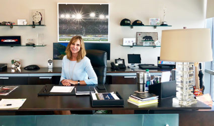 How I Work: 18 quick questions with Jill Gregory, EVP and...