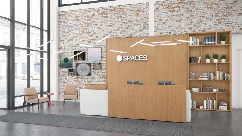 International coworking firm Spaces opening location in South End by Common Market
