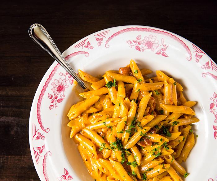 vodka-pasta-at-mama-ricotta-italian-restaurant-charlotte