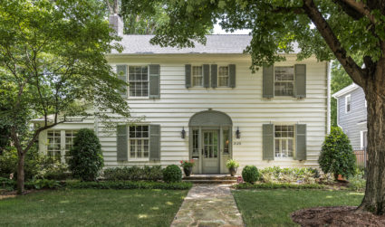 View 7 of the most beautiful homes in Dilworth during this...