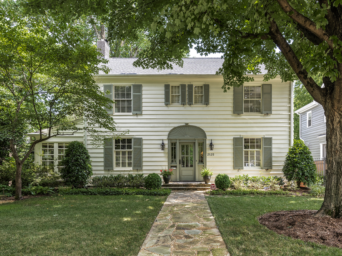 View 7 Of The Most Beautiful Homes In Dilworth During This Weekendu0027s  Dilworth Home Tour