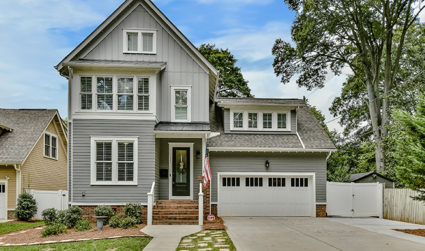 Beautiful newer construction home in hot Sedgefield