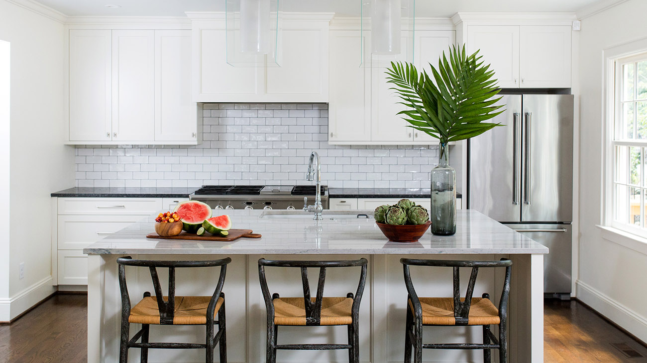 Before and after: A Myers Park kitchen + laundry room get a total transformation