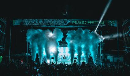 Breakaway Music Festival Charlotte