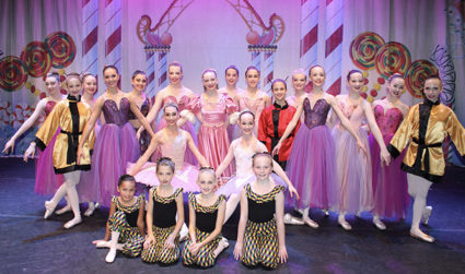 Charlotte City Ballet's Prelude to the Holidays