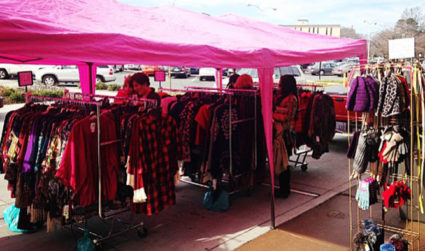 Julie's Boutique Fall Fashion Kickoff & Tent Clearance Sale