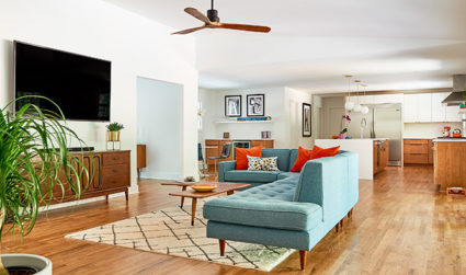 Mad About Modern Home Tour
