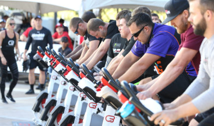 NASCAR Fitness Challenge Team Ride Powered by Lilly Diabetes