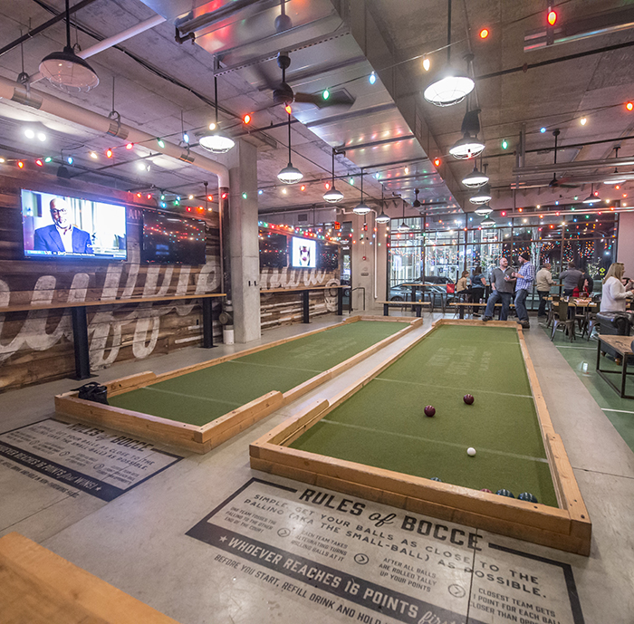 bocce at pins mechanical charlotte