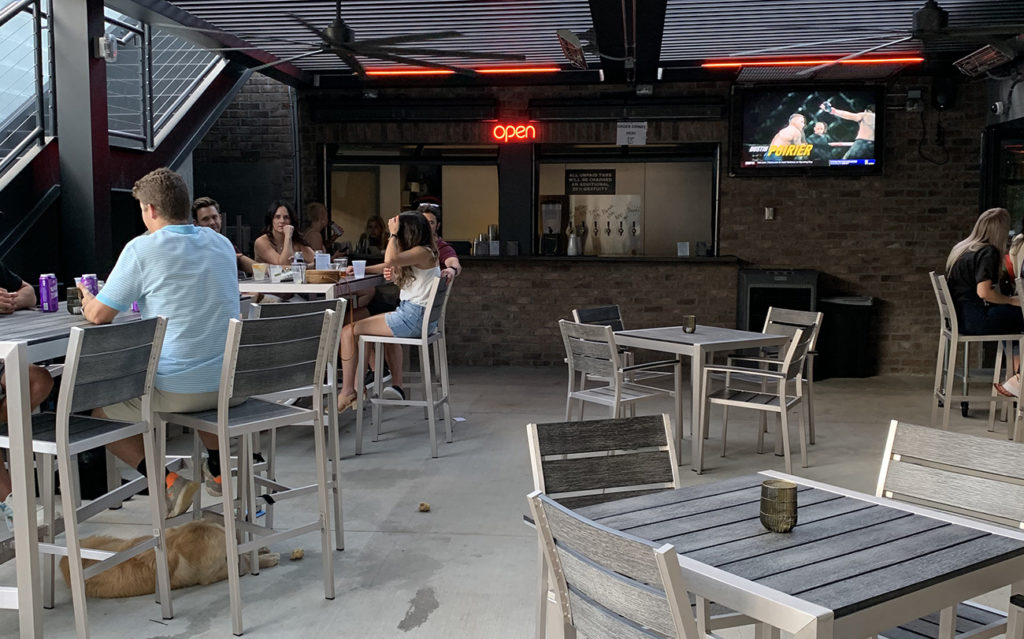 New bar named The Fairwood 226 is now open in South End