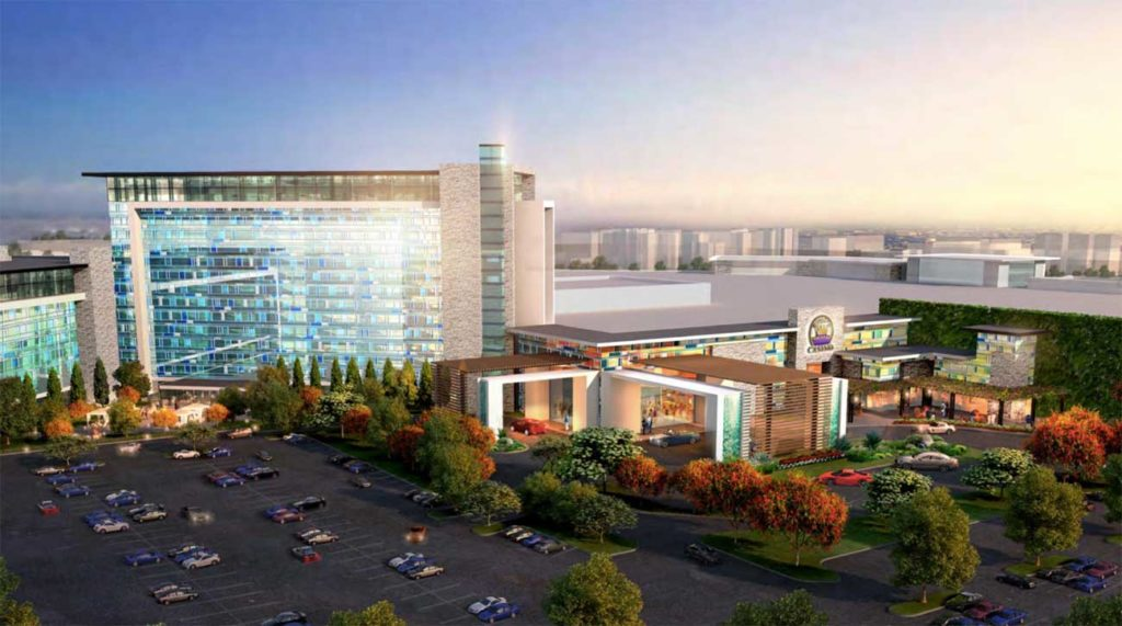 Will Kings Mountain ever land a casino, 30 miles from Charlotte?