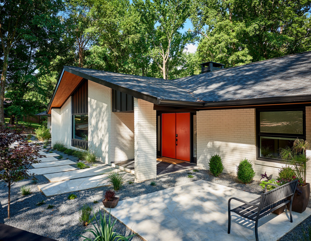 Home Tour: This mid-century modern home has its own name and Instagram account