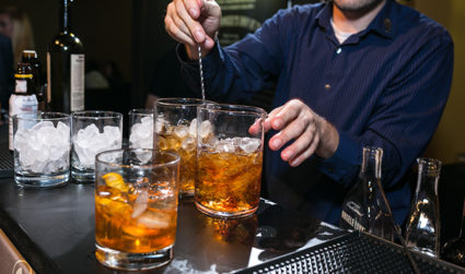 Charlotte Magazine Whiskey Bash