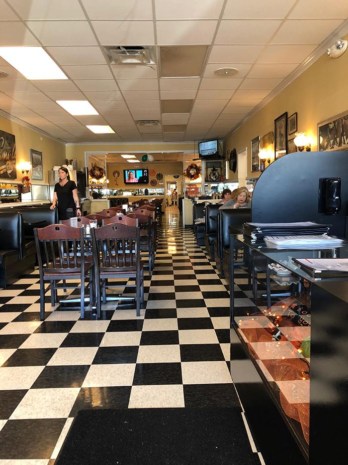 Charlotte Cafe/Park Road