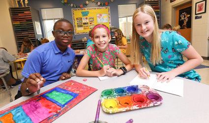 Lower School Prospective Parent Curriculum Night at Charlotte Christian School