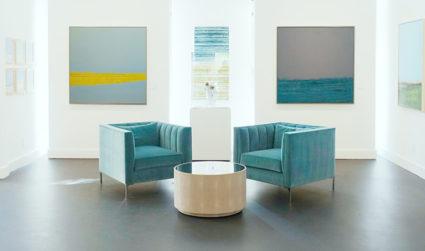 Renewed Wonder: Studies Into The Landscape, Recent Paintings By John Beerman