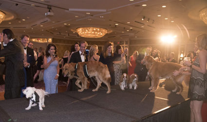 The Humane Society of Charlotte 10th Annual Ties and Tails Gala