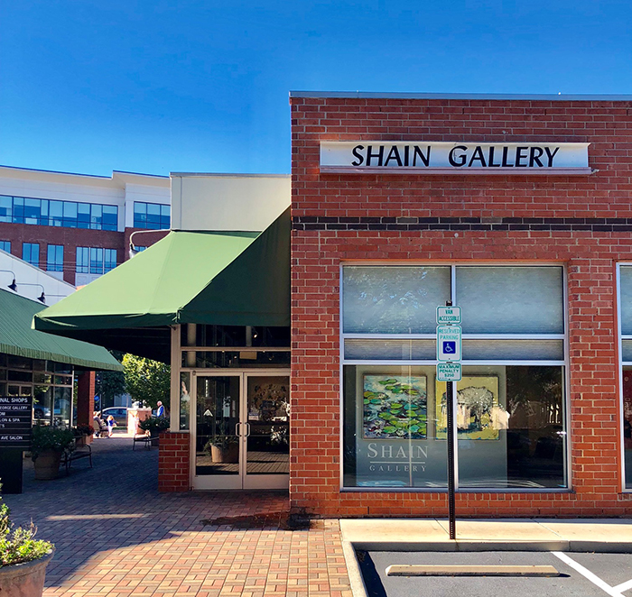buying-art-at-shain-gallery-in-charlotte