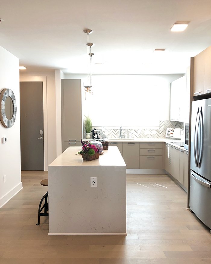 Find Townhomes: These 4-level Luxury Townhomes With Elevators And Rooftop