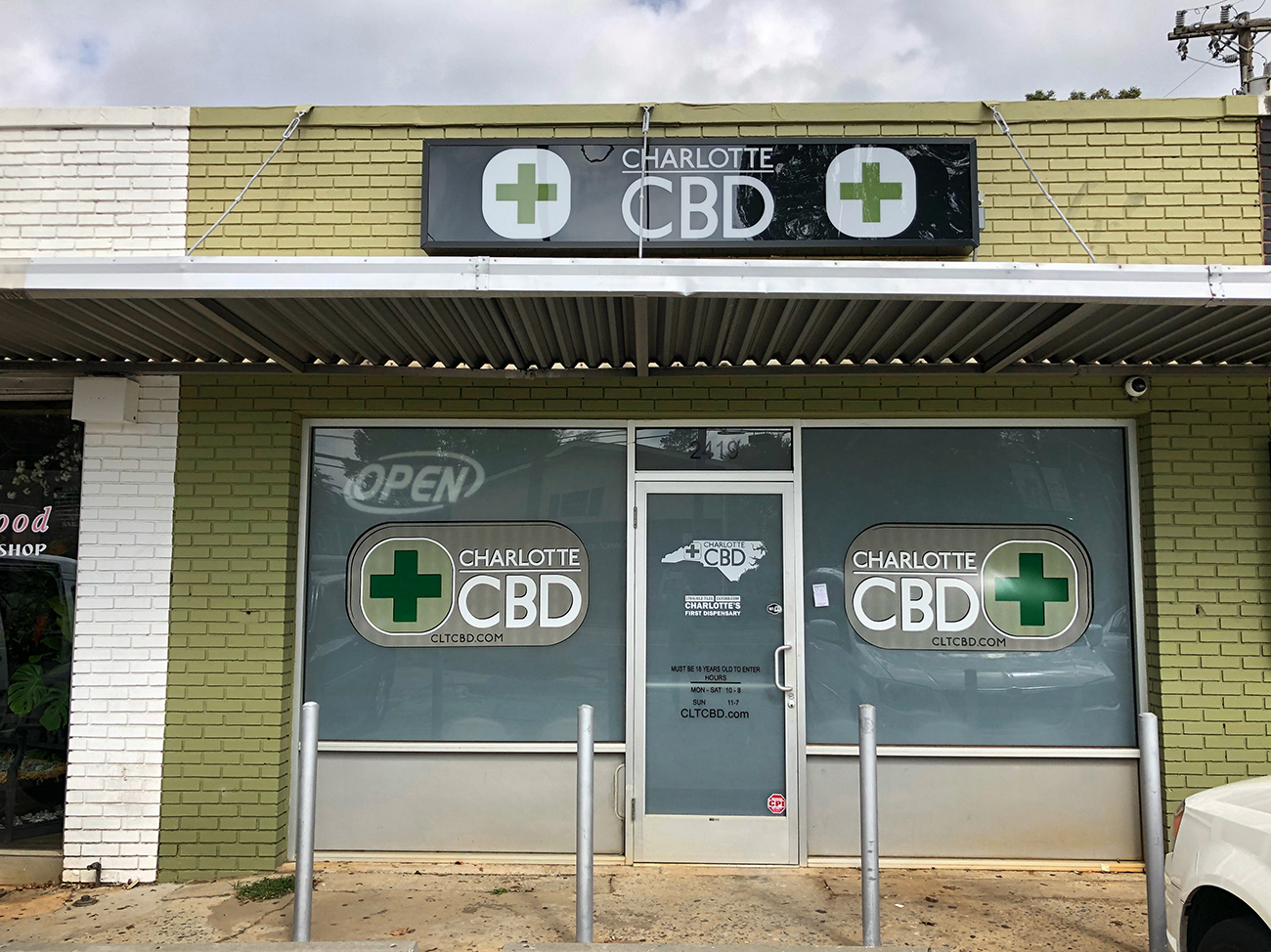 Where to buy CBD oil in Charlotte