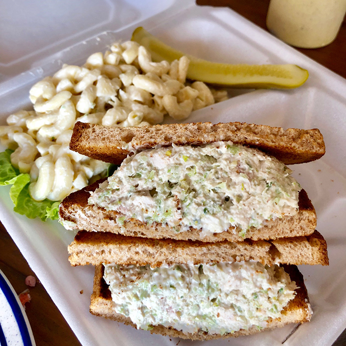 chicken-salad-sanwich-from-chris-deli-charlotte
