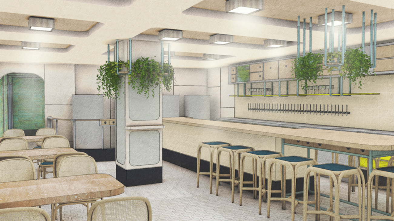 See renderings of Protagonist Clubhouse, the new nano-brewery coming to NoDa