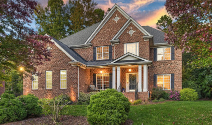 All brick and move-in ready in Wesley Chapel