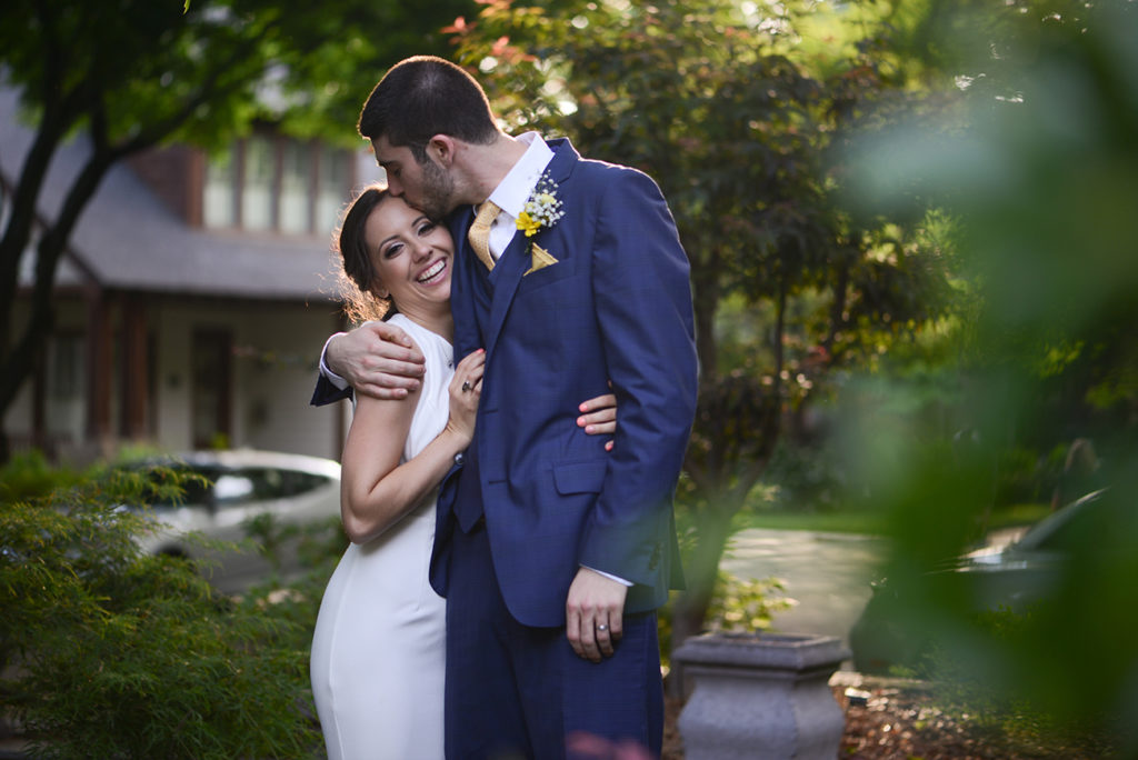 See how this Charlotte couple had their wedding in Dilworth for only $2,948