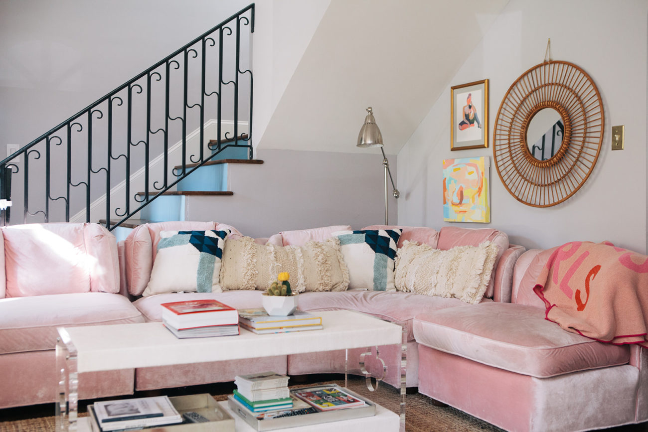 Home Tour: Step inside the seriously stylish home of Girl Tribe's co-founder