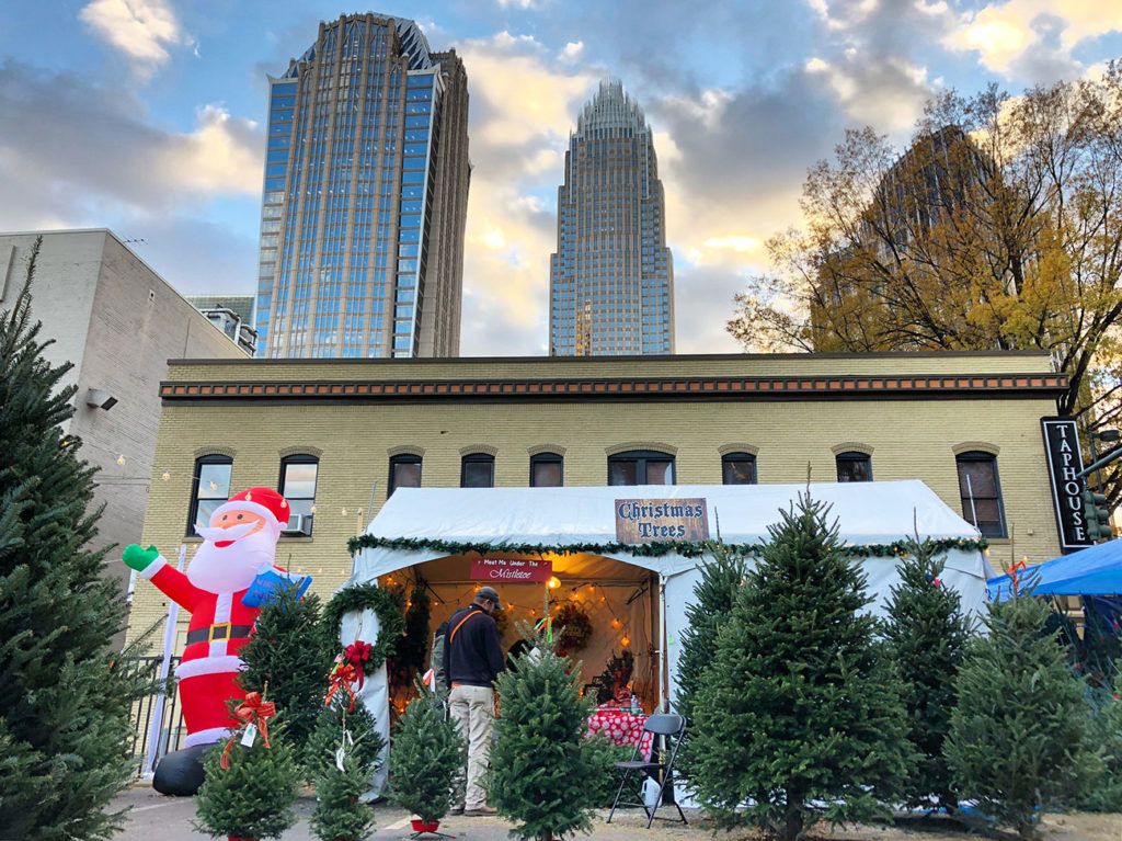 What to expect at Charlotte Christmas Village, open through December 24 in Uptown