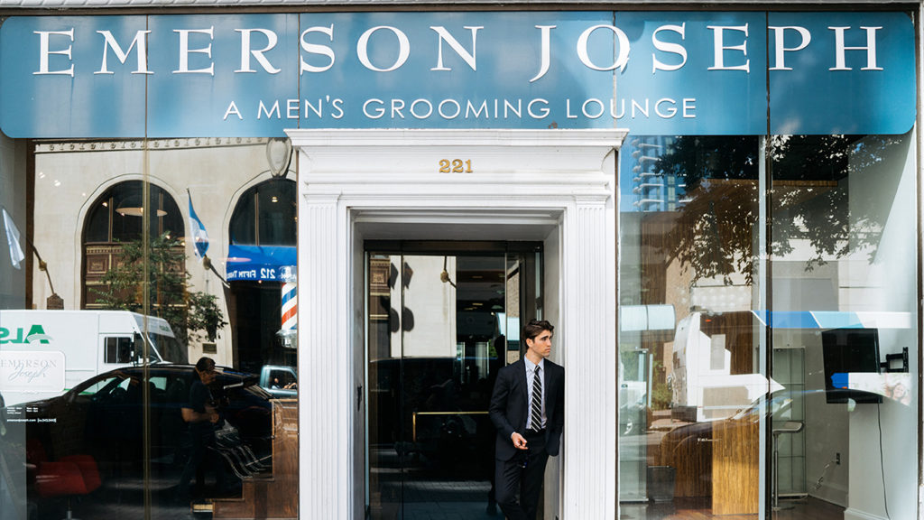 Guys, it's time to grow out of your $11 haircut. Enter to win $1,800 worth of services at Emerson Joseph.