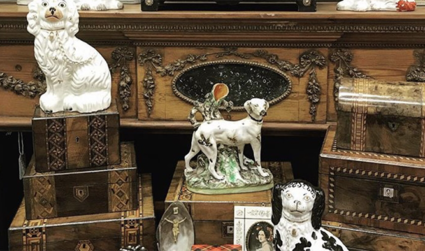 Christmas Holiday Open House at H&S Antiques