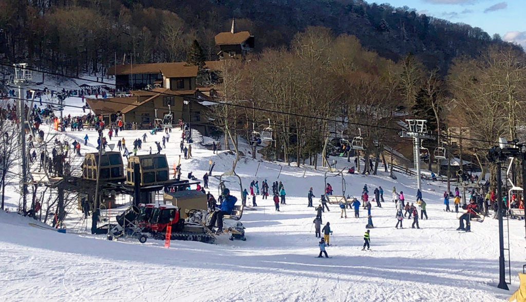 7 places to ski and snowboard within 3 hours of Charlotte, plus lift rates, rental rates and more