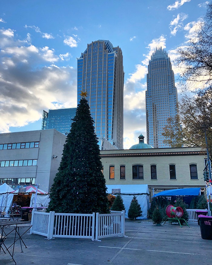 Charlotte Christmas Market.What To Expect At Charlotte Christmas Village Open Through