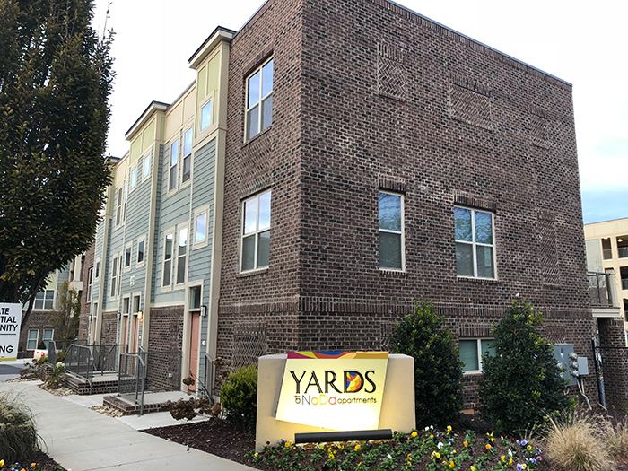 yards at noda