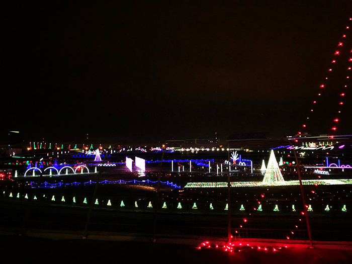 Charlotte Motor Speedway Christmas Lights.10 Best Places To See Christmas Lights In And Around