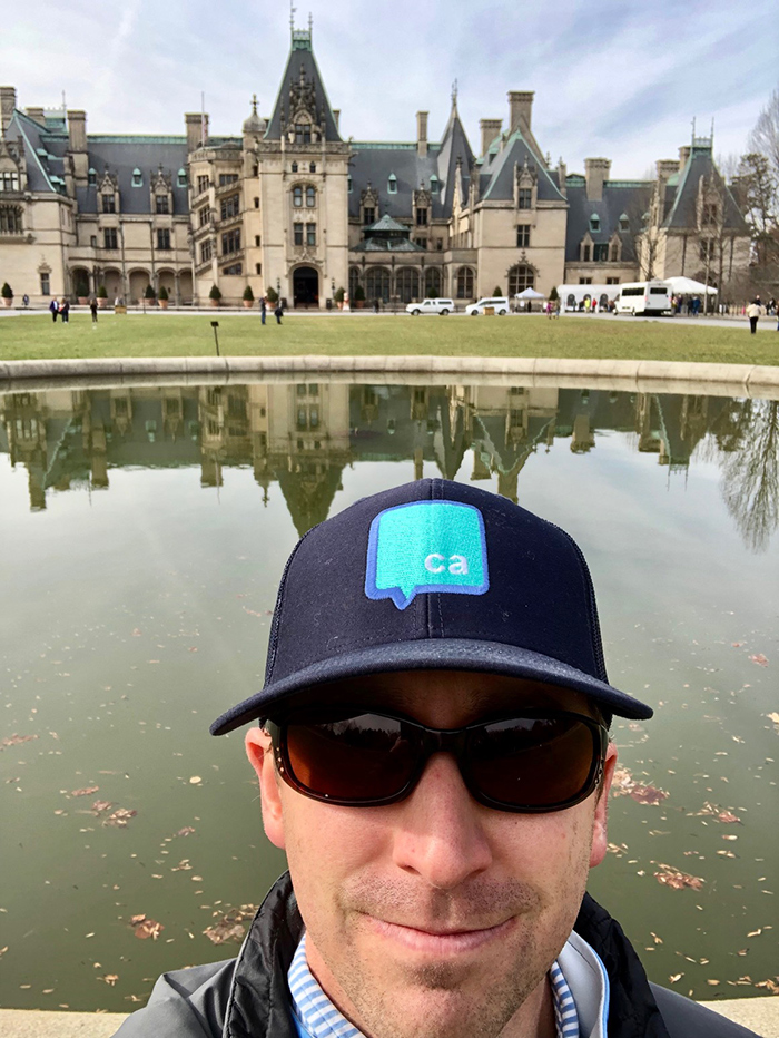 selfie-at-the-biltmore-charlotte