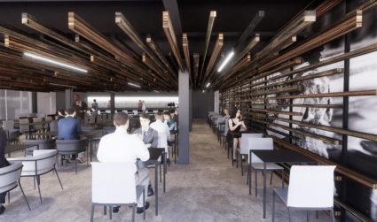 View renderings: $6.3 million coworking space named Tabbris sets grand opening date in South End