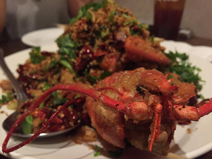 CHUAN Wang Fu - HK Style Lobster