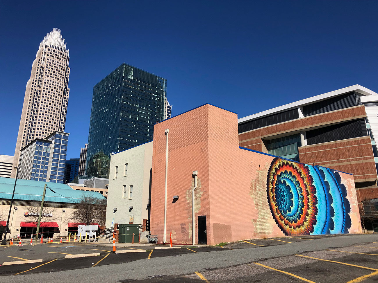 The definitive guide to 60+ Charlotte street murals, mapped