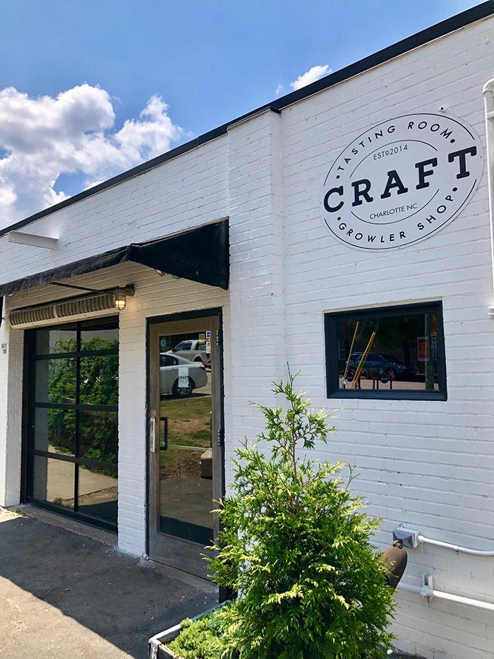 craft growler shop in south end charlotte
