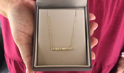 (ENDED) GIVEAWAY: Win a necklace from Diamonds Direct valued at $450