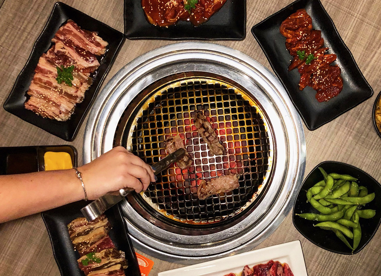 View 19 photos: Gyu-Kaku, a Japanese BBQ restaurant with tableside grilling, now open in Uptown