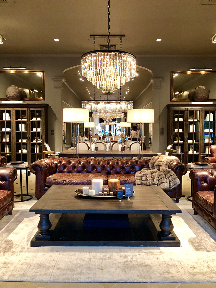 Confirmed: Massive, two-story Restoration Hardware with