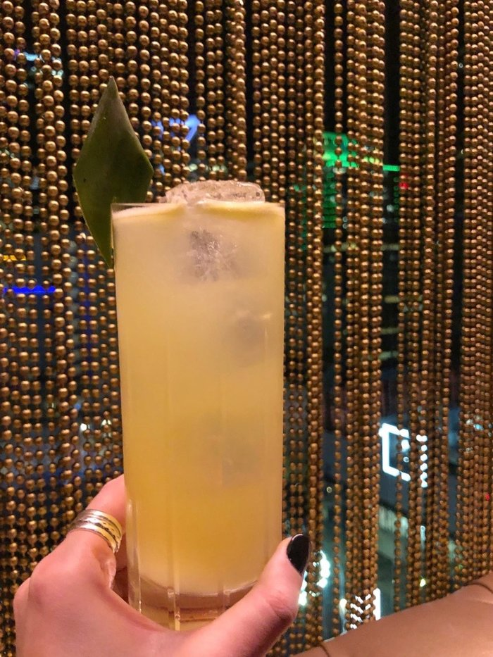 punch room gulf air cocktail