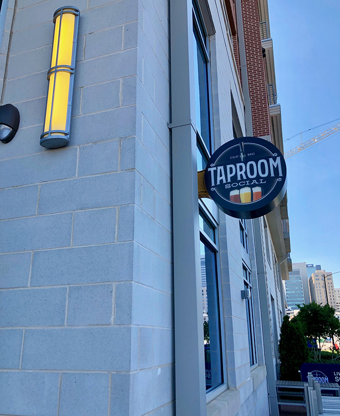 taproom social uptown charlotte